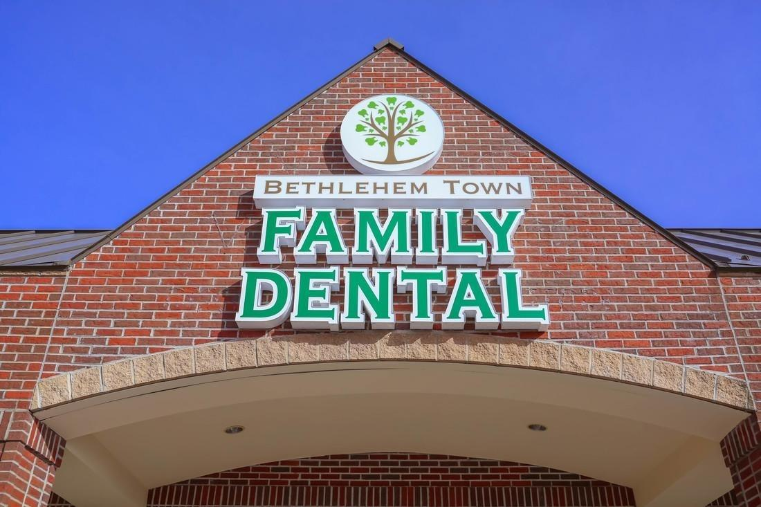 The exterior of Bethlehem Town Family Dental in Glenmont, NY